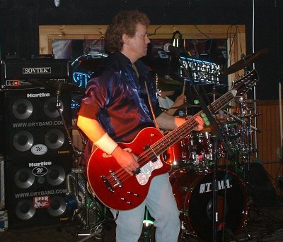 dry rock and roll band jim m an s bio page Ibanez 6 String Bass jim with his 2005 waterstone tom petersson 12 string bass it s the mac truck of 12 string basses a piano on a stick it is
